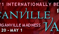 12 Days of Morganville Madness Tour & Giveaway