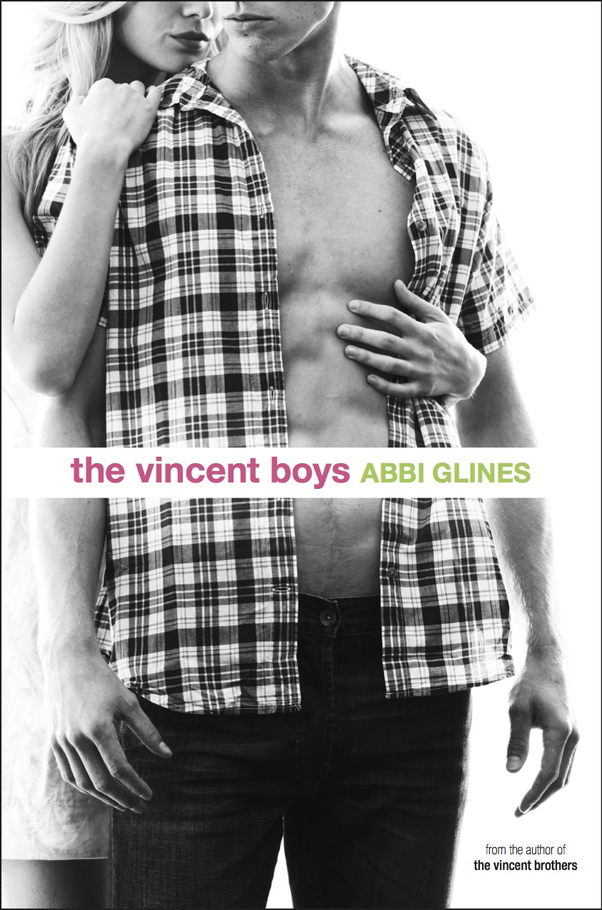 The Vincent Boys by Abbi Glines book cover