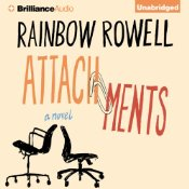 Attachments by Rainbow Rowell Audiobook Review