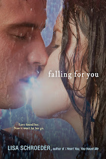 Falling For You by Lisa Schroeder