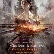Clockwork Princess by Cassandra Clare audiobook