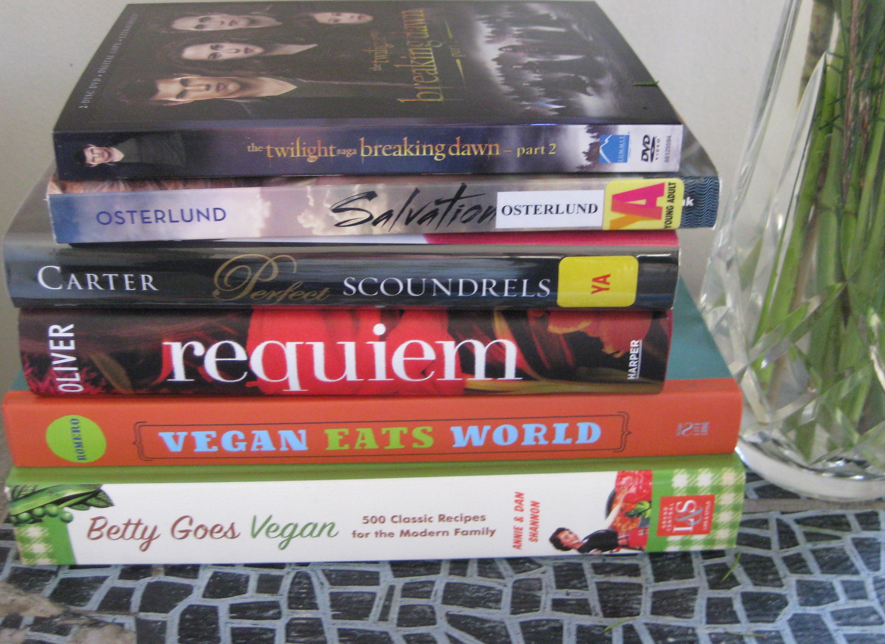 MM 40 Books