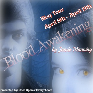 blood awakening blog tour