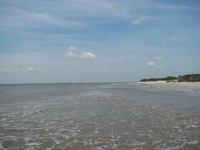 Brunswick GA beach