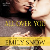 All Over You by Emily Snow audio