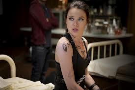 Isabelle City of Bones Jemima West