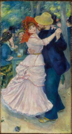 Dance at Bougival Renoir Museum of Fine Arts Boston