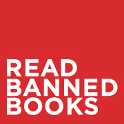 read banned books button