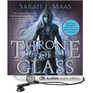 throne of glass audiobook