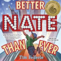 Better Nate Than Ever by Tim Federle Audiobook Review