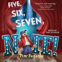 Five, Six, Seven, Nate! by Tim Federle Audiobook Review and Giveaway