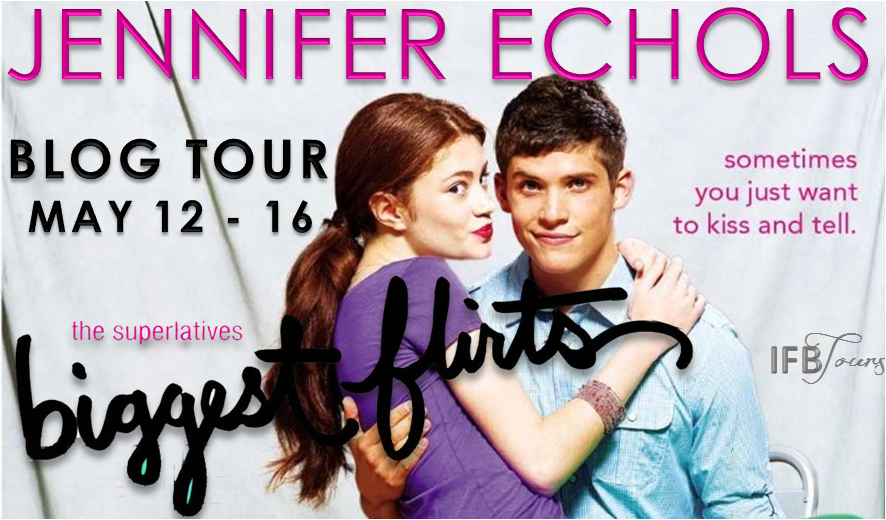 Blog Tour: Biggest Flirts by Jennifer Echols Book Review, Playlist and Giveaway