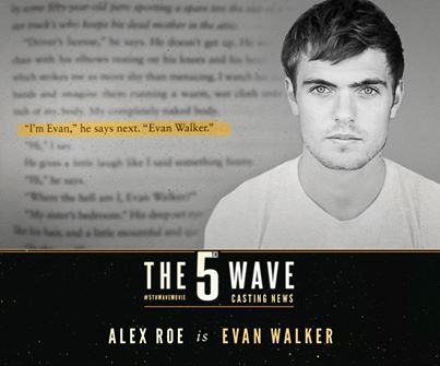 alex roe evan walker the 5th wave