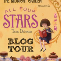 Blog Tour: All Four Stars by Tara Dairman Author Q&A and Giveaway