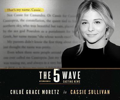 chloe grace moretz the 5th wave