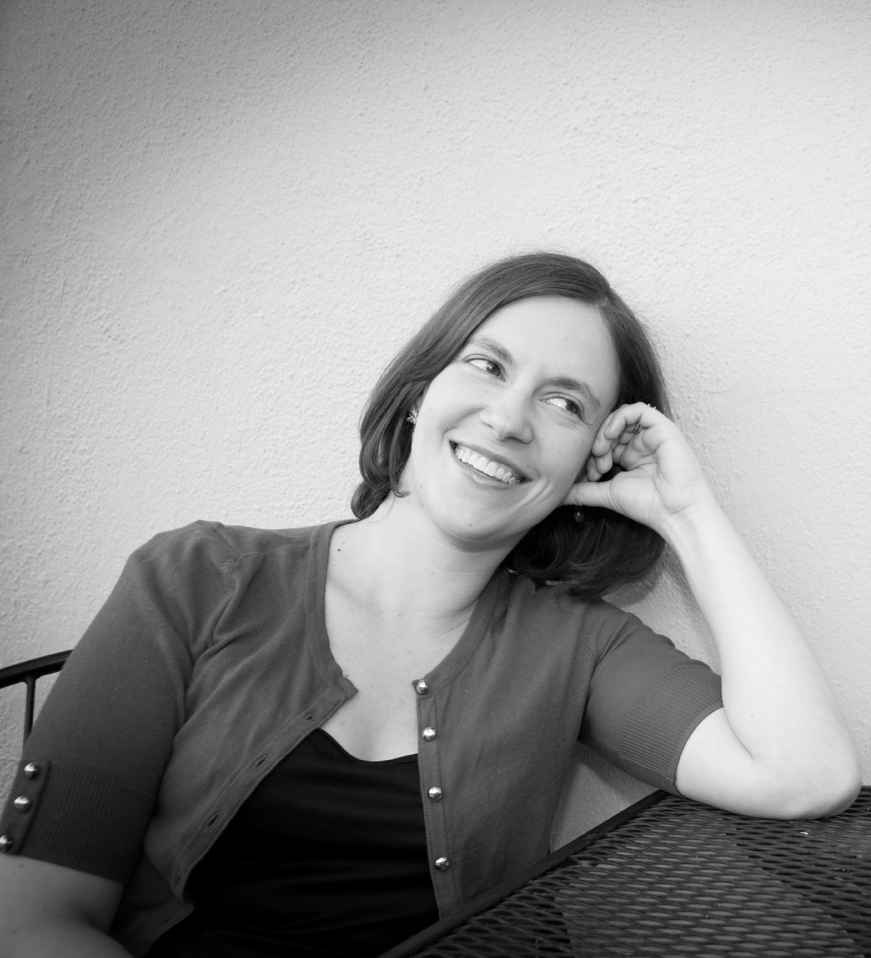Tara Dairman author photo