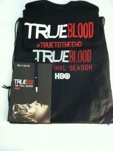 True Blood SDCC 2014 swag