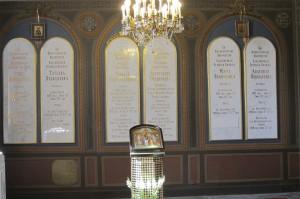 The Romanov Grave