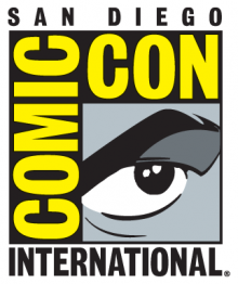 Checking in from Comic-Con
