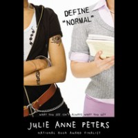 Define Normal by Julie Anne Peters Audiobook Review