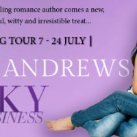 Blog Tour: Risky Business by Amy Andrews Guest Post and Giveaway