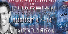 Blog Tour: Guardian (Proxy #2) by Alex London