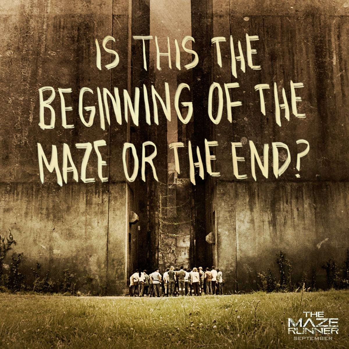 The Maze Runner Giveaway