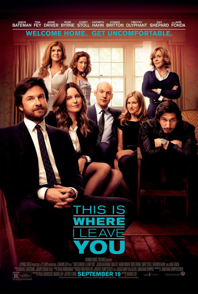 This is Where I Leave You movie poster