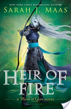 Heir of Fire by Sarah J. Maas Audiobook