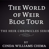 The World of Weir Blog Tour: The Warriors Book Playlist & Giveaway