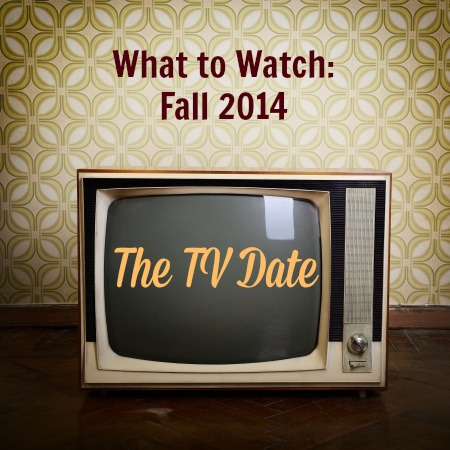 the tv date fall tv 2014