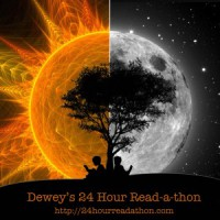 24 Hour Readathon October 2014 Edition