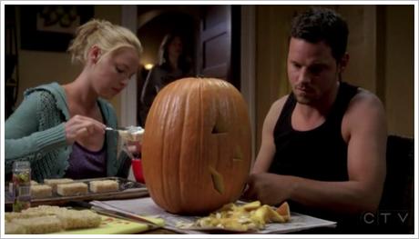 Grey's Anatomy Halloween Haunt you every day