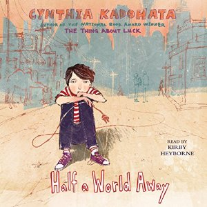 Half a World Away by Cynthia Kadohata Audiobook Review
