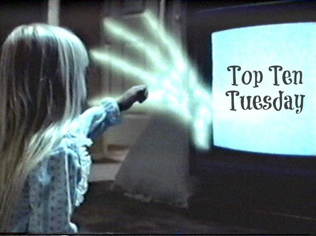 Halloween TV Episodes Top Ten Tuesday