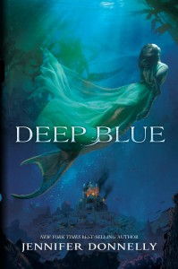 Deep Blue Rogue Wave
