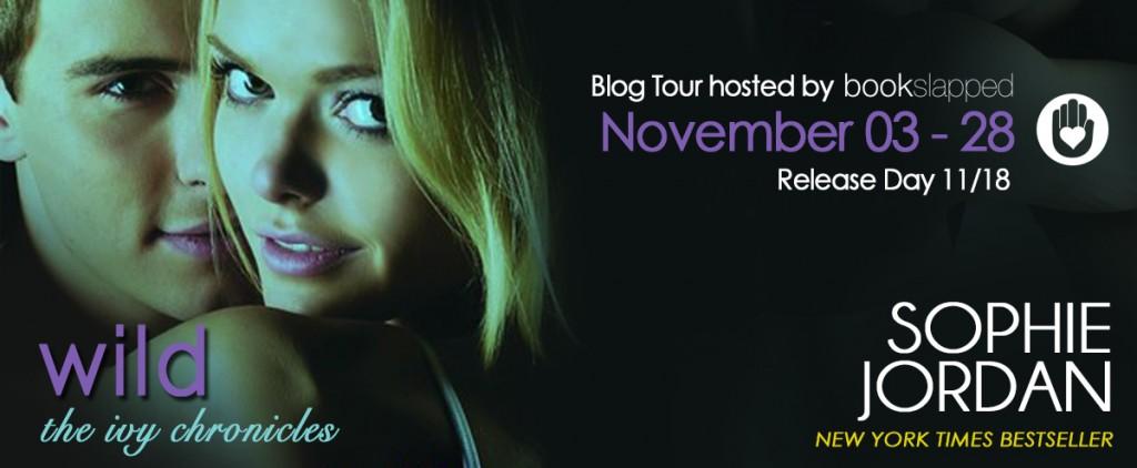 Wild blog tour