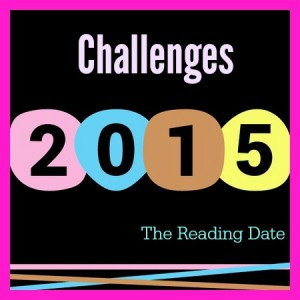 my 2015 challenges