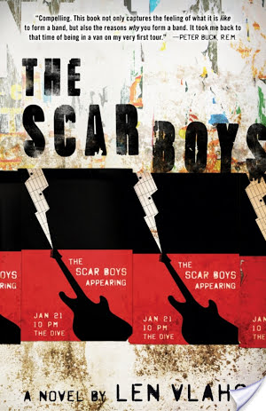 Book Review: The Scar Boys by Len Vlahos