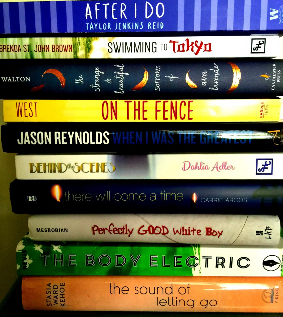 catch up 2014 books