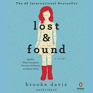 Audiobook Review: Lost & Found by Brooke Davis