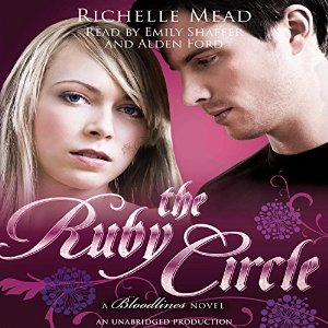 Audiobook Review: The Ruby Circle by Richelle Mead