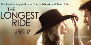 Giveaway: The Longest Ride Movie Prize Pack