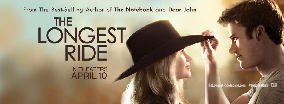 The Longest Ride banner