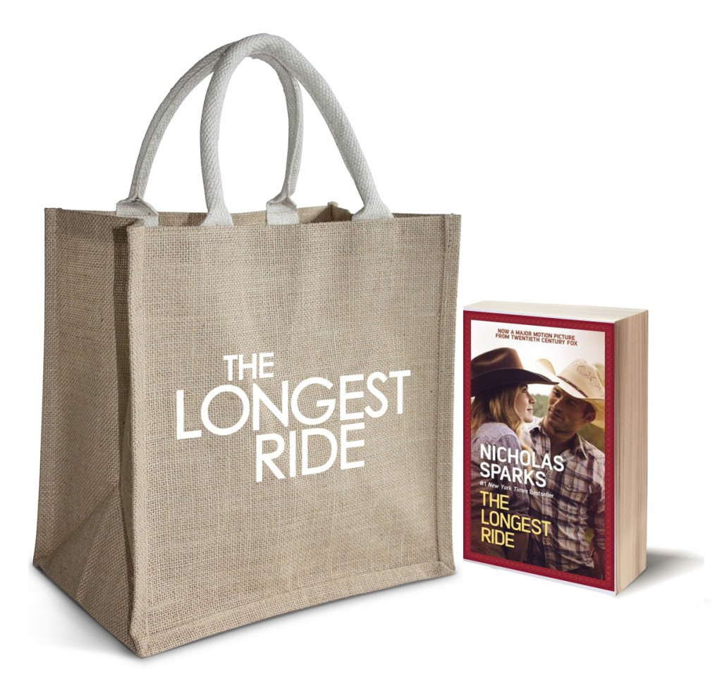 The Longest Ride prize pack