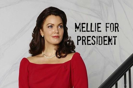 Mellie scandal