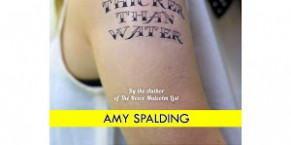 Ink is Thicker Than Water by Amy Spalding Book Review & Giveaway
