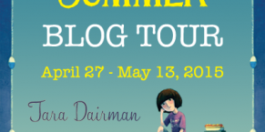 Blog Tour: The Stars of Summer by Tara Dairman