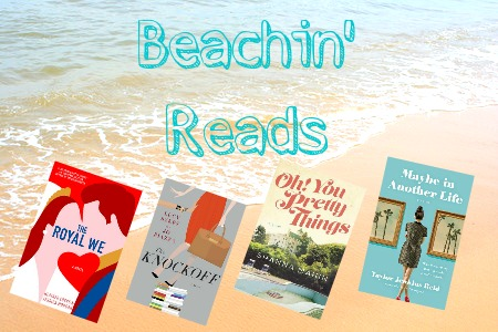 Top Ten Beachin' Reads
