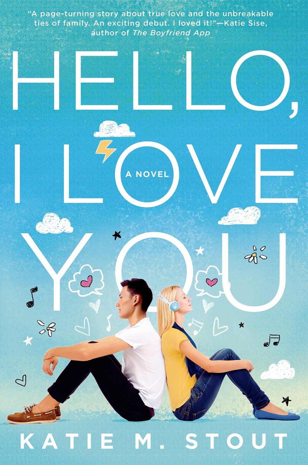 Hello, I Love You book cover
